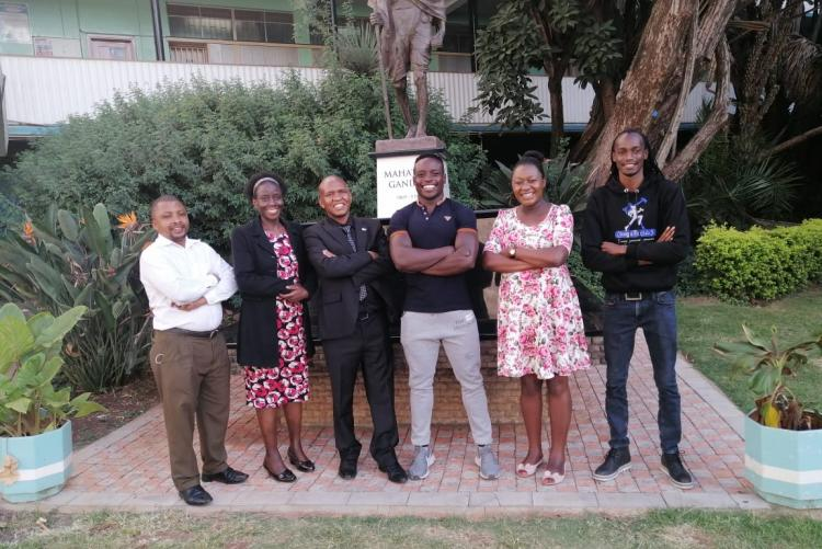 Staff celebrate students doing extra ordinary things besides Academics