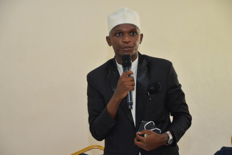 Mombasa Campus leader