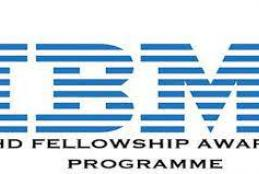 IBM PhD Fellowship